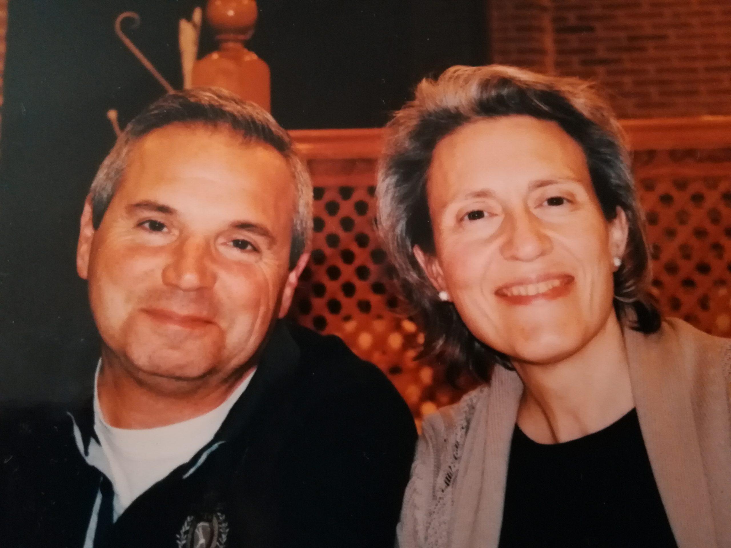 Esther y Francisco